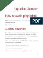 Viper Plagiarism Scanner.docx