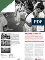 IMPACT newsletter, Autumn 2015