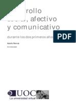 PSICOLOGIA DEL DESARROLLO 1 -Módulo 3. Desarrollo social, af