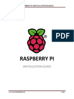 Raspberry Pi Manual Guide
