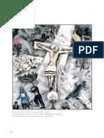Chagall White Crucifixion