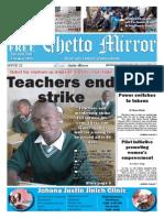Ghetto Mirror Issue 22