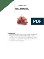 ASMA BRONQUIAL Fisiopatología