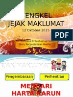 Pp Jejak Maklumat