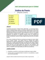 Diagramas de Pareto y Radar