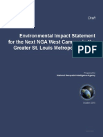 Next NGA West Draft EIS, St. Louis - Full Report
