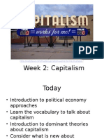Lecture 2 Capitalism ARTS1752