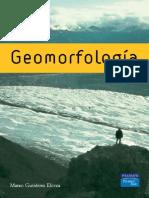 Elorza, Mateo Gutiérrez. Geomorfología