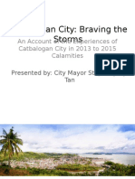 Catbalogan City - Braving the Storms