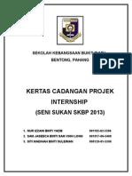 Paper Work Intership 1