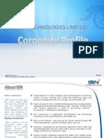 IBN_Corporate Profile 2015