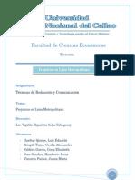 Informe de los prejuicios (sociedad peruana)
