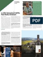 IT Tre Bicchieri Le Sfide Internazionali Dell'OIV-Par La Monika Christmann