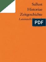 Sallust Historiae