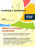 Cushing's Syndrome ppt