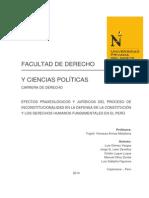 Proc. de Inconstitucionalidad