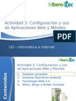 Software y Aplicaciones Moviles en Iberotec