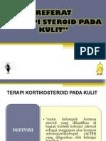 Referat Kulit Steroid