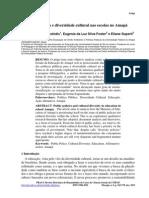 CUSTÓDIO Et Al. Políticas Públicas e Diversidade Cultural Nas Escolas