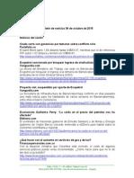Boletín de Noticias KLR 09OCT2015