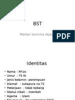 BST melena.pptx