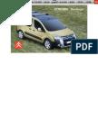 Citroen Berlingo Owners Handbook