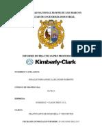 Trabajo de Empresa Kimberly