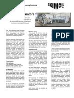API Oil Water Separator Discussion