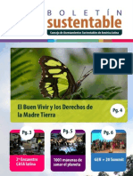 Boletín de Noticias Sustentables CASA