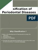 Periodontal Diesase Classification