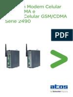 2490 Sistema GPRS - Atos - Schneider