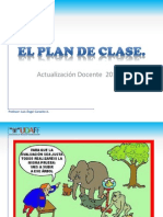 El Plan de Clase
