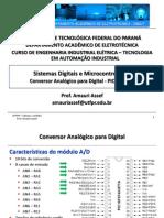Apresentacao ADC PIC16F877A