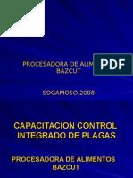 Diapositivas Capacitacion Control de Plagas