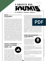 La Gazette Des Insoumis - N°04 (A4)