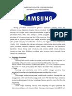 Analisis Faktor Samsung