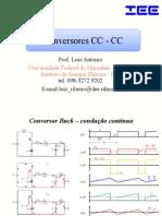 Conversores Cc-cc - Slids e Exercícios de Eletrônica de Potência