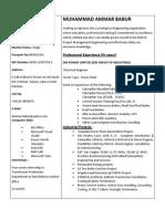 MAmmar cv.pdf
