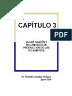 Clasificación de los mecanismos de produccion