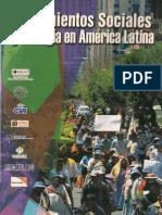 Movimientos sociales y teologia en America Latina