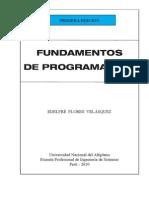 Libro Fundamentos de Programación