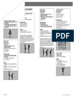 BODYPUMP 95 Glossary Only - Print Ready