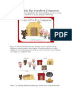 The Three Little Pigs Storybook Companion