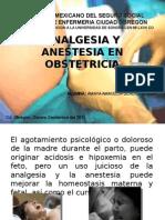 analgesia y anestesia en obstetricia-110922070859-phpapp02