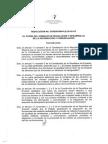 REGLAMENTO QUE ESTABLECE LOS PARÁMETROS DE CALIFICACIÓN DEL PROYECTO COMUNICACIONAL PARA LA ADJUDICACIÓN Y AUTORIZACIÓN DE CONCESIONES DE FRECUENCIAS DEL ESPECTRO RADIOELÉCTRICO PARA EL FUNCIONAMIENTO DE ESTACIONES DE RADIO Y TELEVISIÓN, Y PARA LA AUTORIZACIÓN DE FUNCIONAMIENTO DE LOS SISTEMAS DE AUDIO Y VÍDEO POR SUSCRIPCIÓN EN LOS CASOS PREVISTOS EN LA LEY