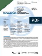 Energy for Innovation - INVITO
