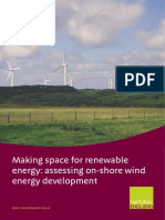 Wind Energy Report