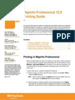 Map Printing Guide