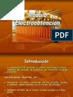 Electroobtención