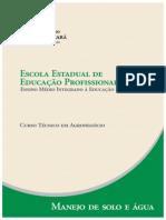 Agronegocio - Manejo de Solo e Agua PDF